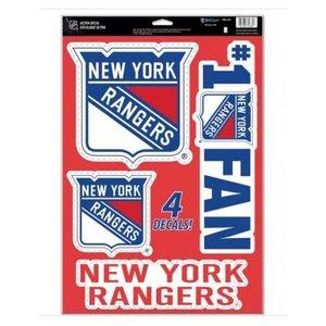 NY Rangers Fathead