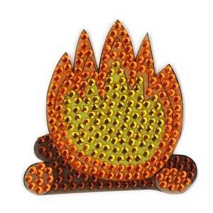 Campfire StickerBean