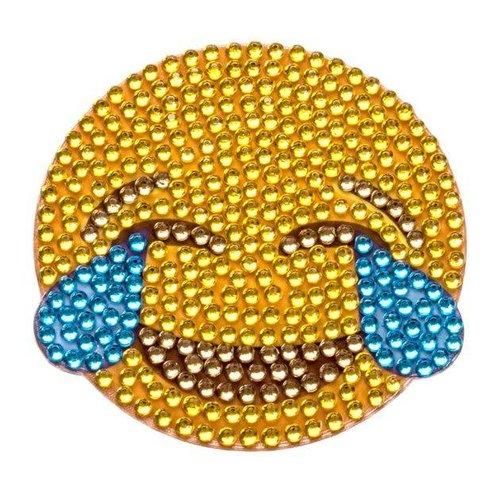 Emoji Crying LOL StickerBean
