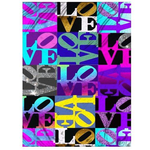 Love Squared Blanket