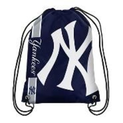 NY Yankees Drawstring Bag