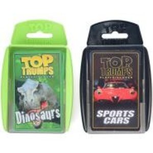 World's Smallest Top Trumps