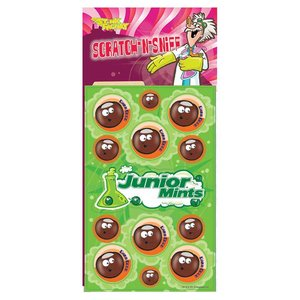 Junior Mints Stink Factory Stickers