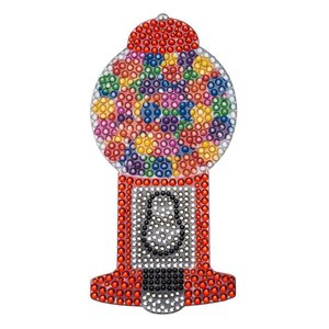 Medium Gumball StickerBean