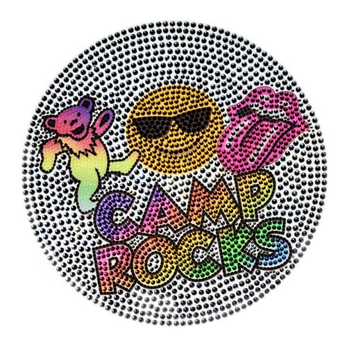 Camp Rocks Wall StickerBean