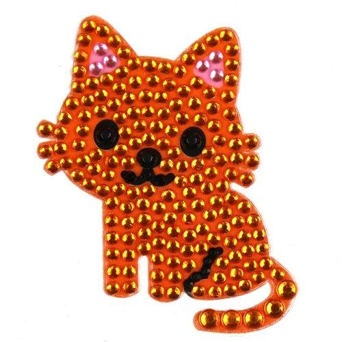 Kitty Cat StickerBean