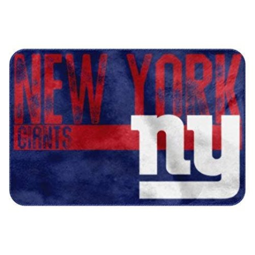 NY Giants Memory Foam Mat