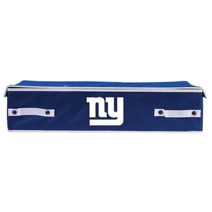 New York Giants Collapsible Underbed Bin