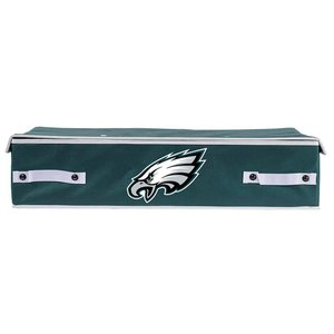 Philadelphia Eagles Collapsible Underbed Bin