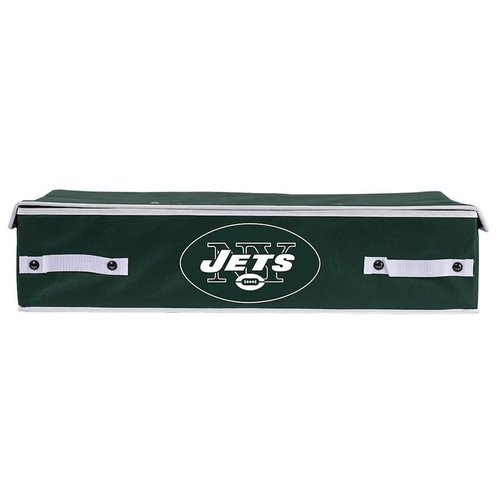 New York Jets Collapsible Underbed Bin