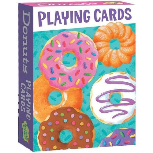 Donuts Playing Cards