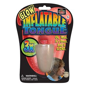 Glow Inflatable Tongue