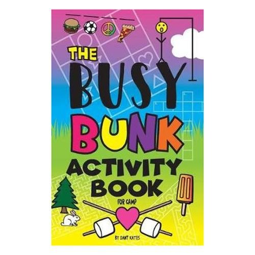The Busy Bunk Activity Book