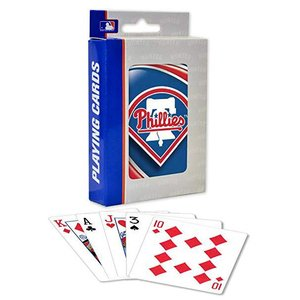 Phillies Playing Cards