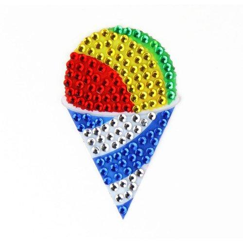 Snow Cone StickerBean