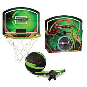 Cyber Fire Basketball