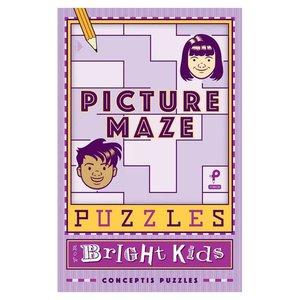 Picture Maze Puzzles
