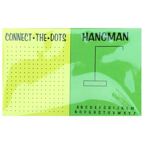 Hangman/Connect the Dots