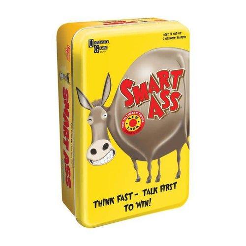 Smart Ass Card Game