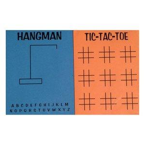 Hangman/Tic Tac Toe