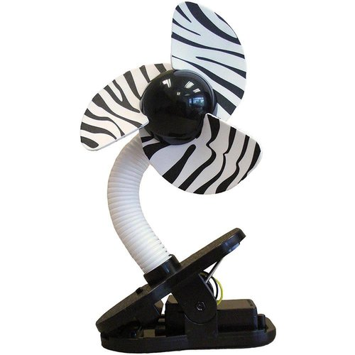 Zebra Clip-Fan
