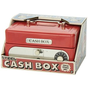 Steel Cash box