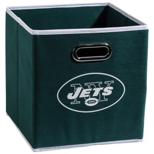 New York Jets Collapsible Storage Bin