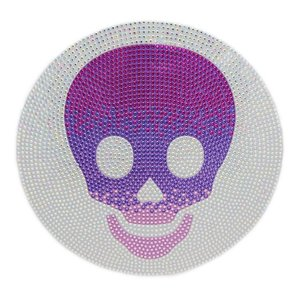 Medium Skull StickerBean