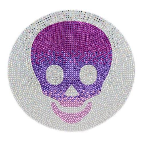 Medium Skull StickerBean