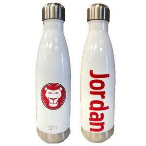 Camp Logo Water Bottle