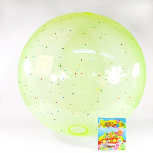 Jumbo Glitter Jelly Ball