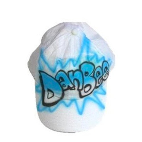 Airbrushed Baseball Hat
