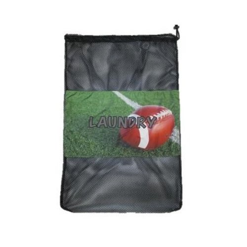 Touchdown Mesh Laundry Bag