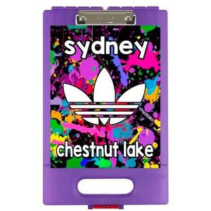 Adidas Galaxy Clipboard