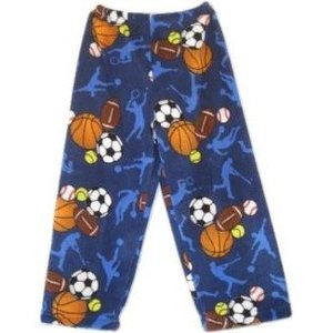Sports Frenzy Fuzzy Pants