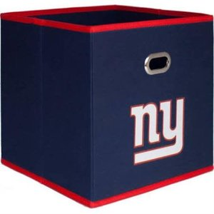 New York Giants Collapsible Storage Bin