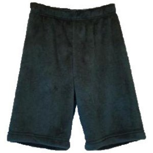 Hunter Fuzzy Shorts