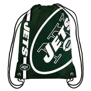 NY Jets Drawstring Bag