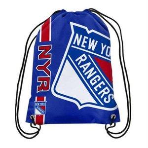NY Rangers Drawstring Bag