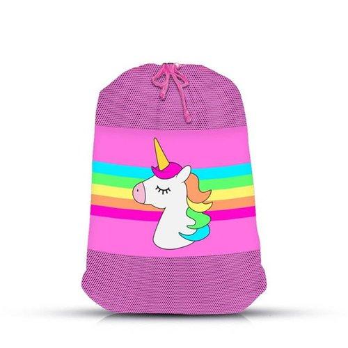 Unicorn Stripe Laundry Bag