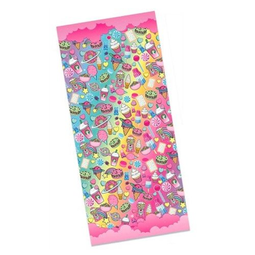 Planet Sweets Towel