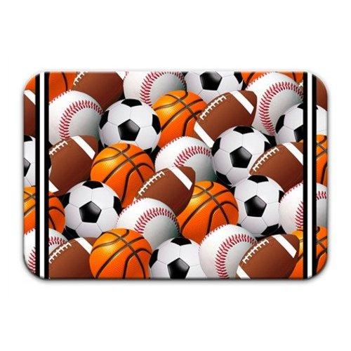 Large Sports Balls Mat