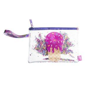 Dripping Ice Cream Bikini Bag