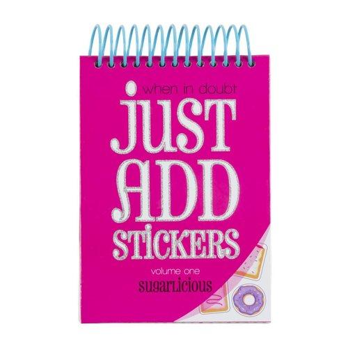 Sugarlicious Sticker Book