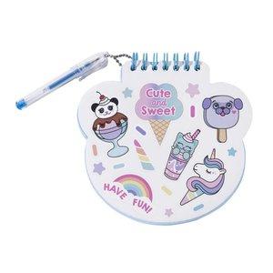 Panda Mini Notepad