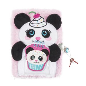 Panda Plush Journal