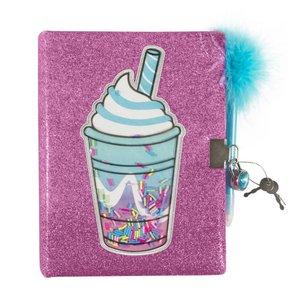 Frappe Glitter Journal