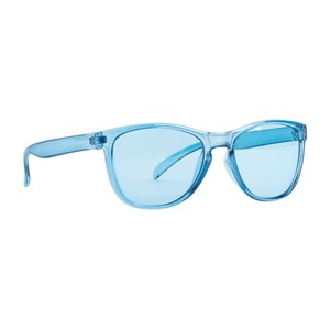 Blue Transparent Sunglasses