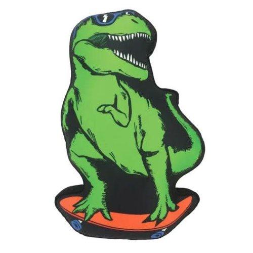 Skateboard Dinosaur Scented Pillow