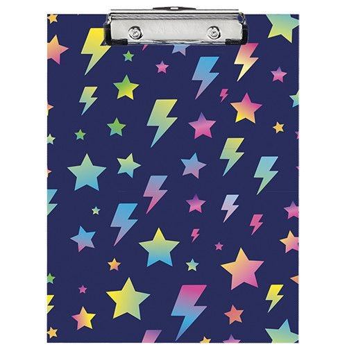 Lightning Bolt Clipboard Set